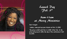 Women In Worship Launch Date