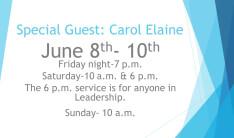 Carol Elaine