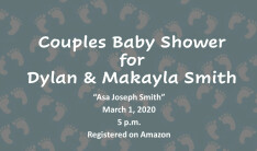 Baby Shower March 2020