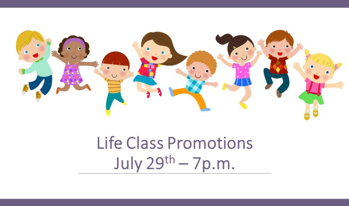 Life Class Promotions